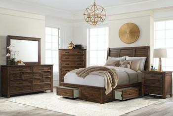 MAXIMO Bedroom Set