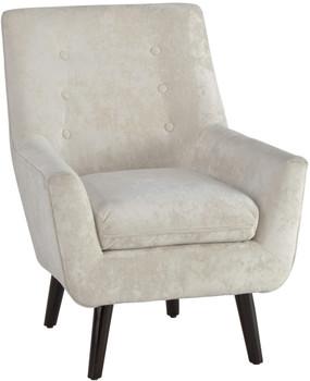 "LUCILLE 29"" Wide Beige Arm Chair"
