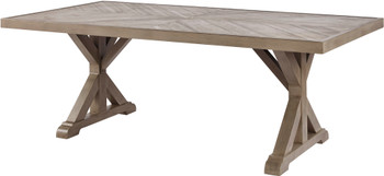 """ROSGROVE 84"""" Wide Dining Table"""