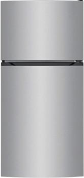 KEIZER T21 Stainless Steel 18 Cu. Ft. Top Freezer Refrigerator