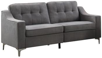 LUXEM Gray Sofa