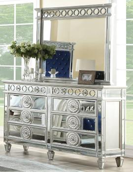 CLARATON Dresser & Mirror