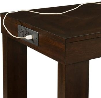 JAMEL 4 Piece Dining Ste with USB Connection
