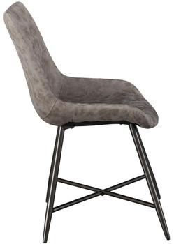 IRIS Gray Dining Chair