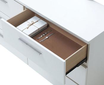 FUSION Dresser & Mirror
