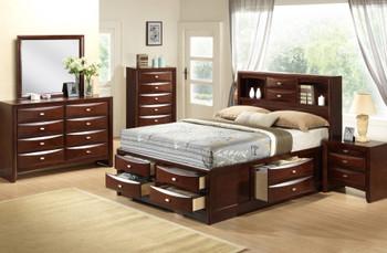 WINSLOW Storage Bedroom Set