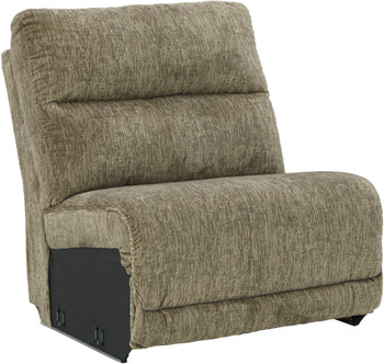 """BENNETT 37"""" Wide Armless Chair"""