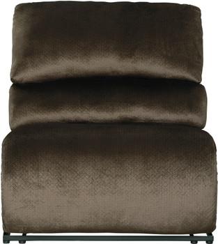 "ROWAN 35"" Wide Armless Chair"