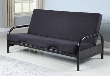 ROGERS Full Futon Sofa Bed with Mattress