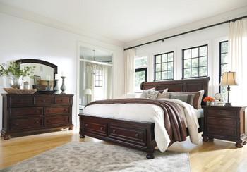 PERELI Bedroom Set