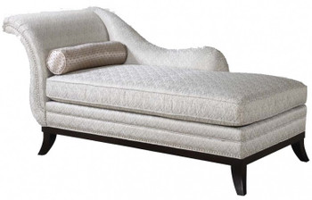 Griselda Chaise with Pillow