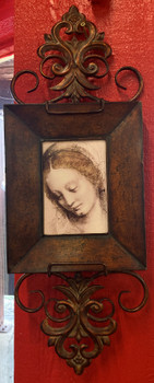 Wall Art with Expandable Frame