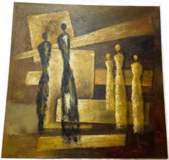 """FINE LADIES 24"""" Wide Wall Art"""