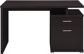 "MELKA Brown 47"" Wide Desk"