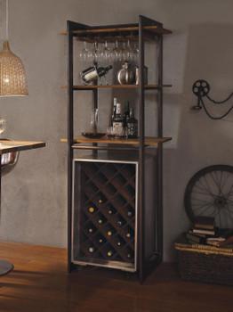TULSA Wine Cabinet
