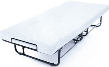 """AFFEX 38"""" Wide Rollaway Bed with Gel Mattress"""