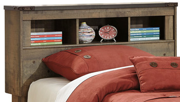 BENNI Bookcase Headboard