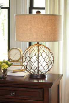 "Mae 26.5""H Table Lamp"