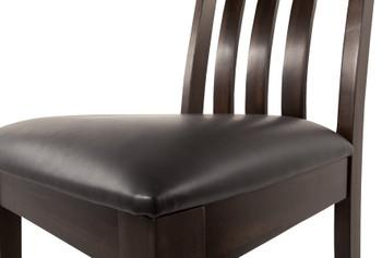 NELA Dark Brown Dining Chair