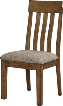 NELA Light Brown Dining Chair