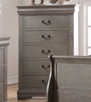 NIMES Aged Gray Chest
