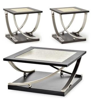 TRAVIS 3 Piece Table Set
