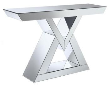 GALA Mirrored Sofa Table