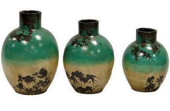 LUCIA 3 Piece Vase Set