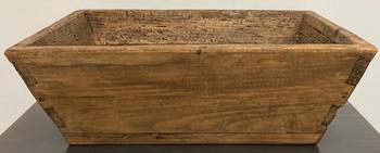 FRAN Large Wood Box