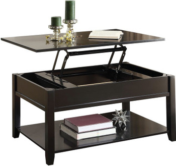 JARED Lift Top 3 Piece Table Set