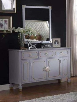 OLIVIA Dresser & Mirror