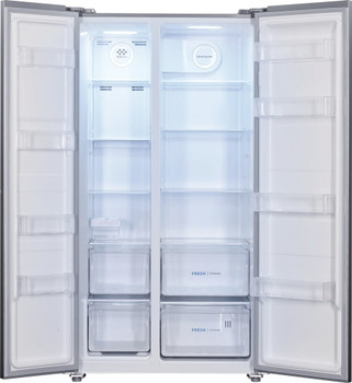 Tron 18.8 Cu. Ft. 36'' Counter-Depth Side-by-Side Refrigerator