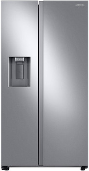 Cyrax 27.4 cu. ft. Large Capacity Refrigerator in Stainless Steel