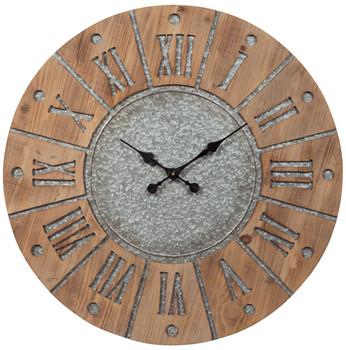 "GRAHAM 31"" Wall Clock"