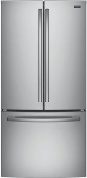 GAIA F21 Stainless Steel 24.8 cu. ft. French Door Refrigerator