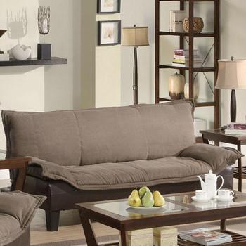 Colt Brown Adjustable Sofa Bed