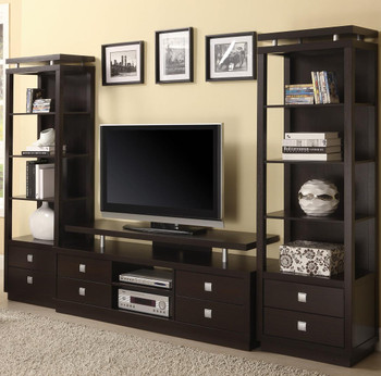 Shown with TV Stand
