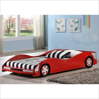 Ryan Race Car Red