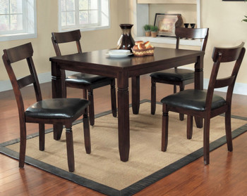 Aya Expresso 5-PC Dining Set