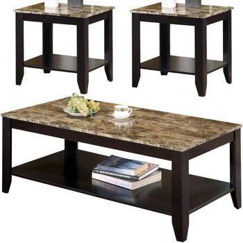 Amiro 3 Piece Table Set