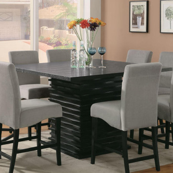 Darnell Gray 9 Piece Counter Dining Set