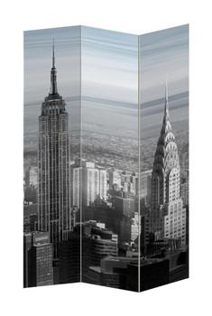 Empire Printed Three-Panel Divider