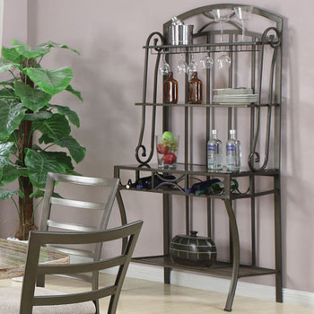 Features Glass Rack