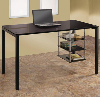 Montgomery Black Desk