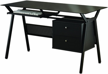 EDMUND 55'' Wide Computer Desk
