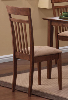August Warm Walnut 5-PC Dining Set