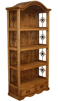 Seguin Bookcase with Drawers