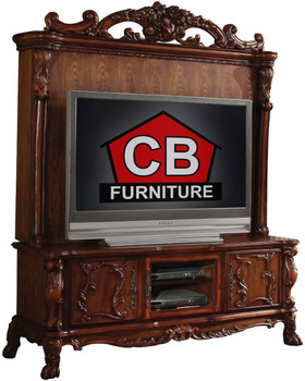 """ACKERLEY Cherry 67"""" Wide Wall Unit"""
