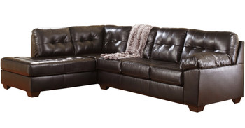 Avant Dark Chocolate Sectional