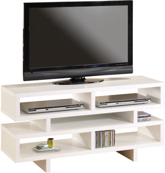 MORAL White 47 Inch Wide TV Stand